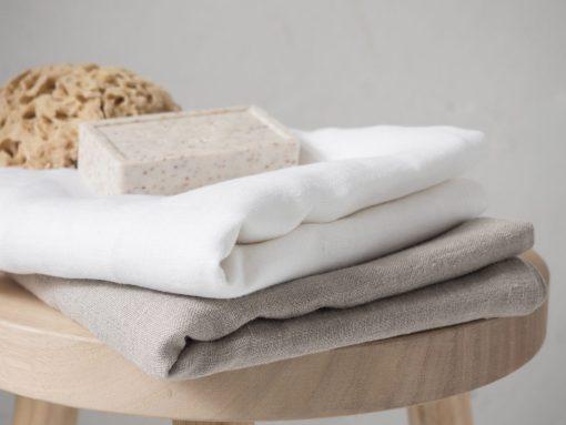 ręczniki lniane
