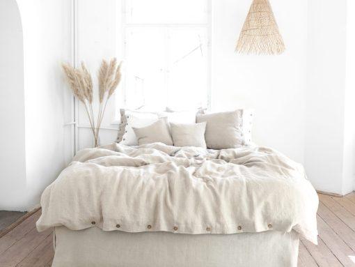 Leinen Bettbezüge