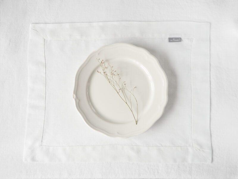 podkładki pod talerze