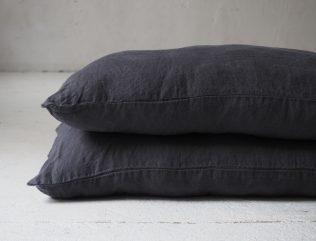 Poszewka na poduszkę grafit
