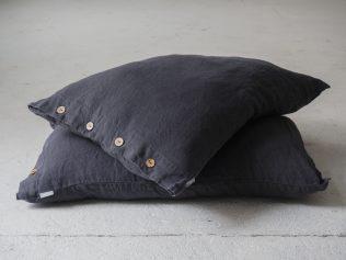 lniana poszewka na na poduszkę