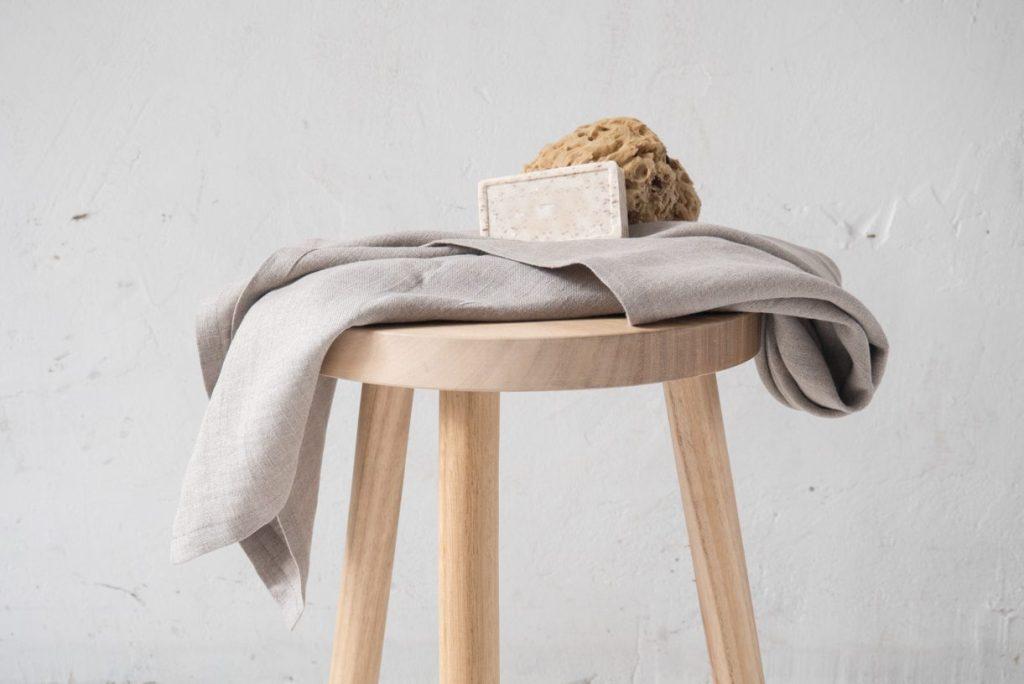 lniane ręczniki kąpielowe