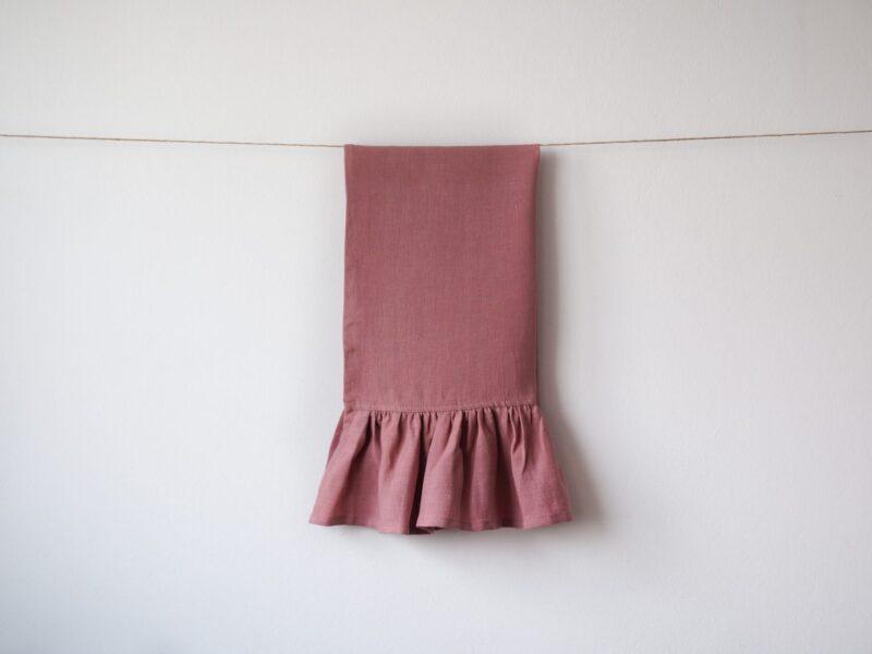 Lniane ręczniki kuchenne