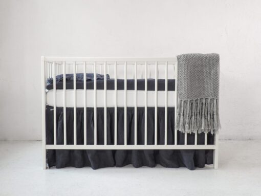Masking Rüschen für Kinderbett 140x70 cm