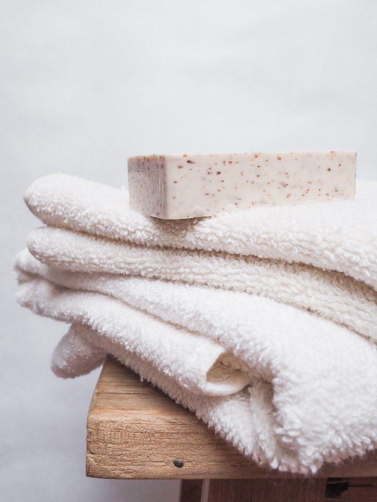 linen terry towel