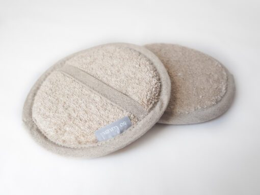 Linen sponge