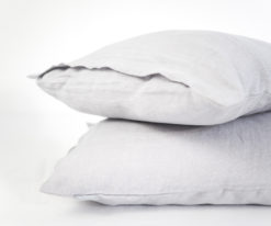 Poszewka na poduszkę jasny szary