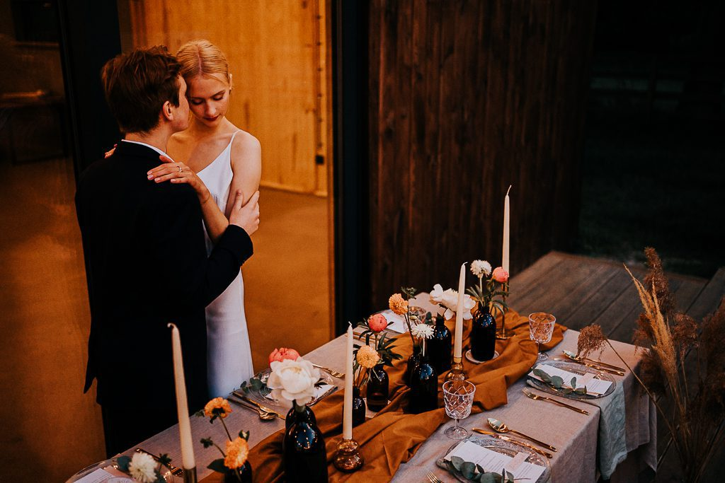 boho wedding textiles