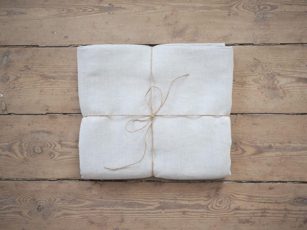 Linen sheets
