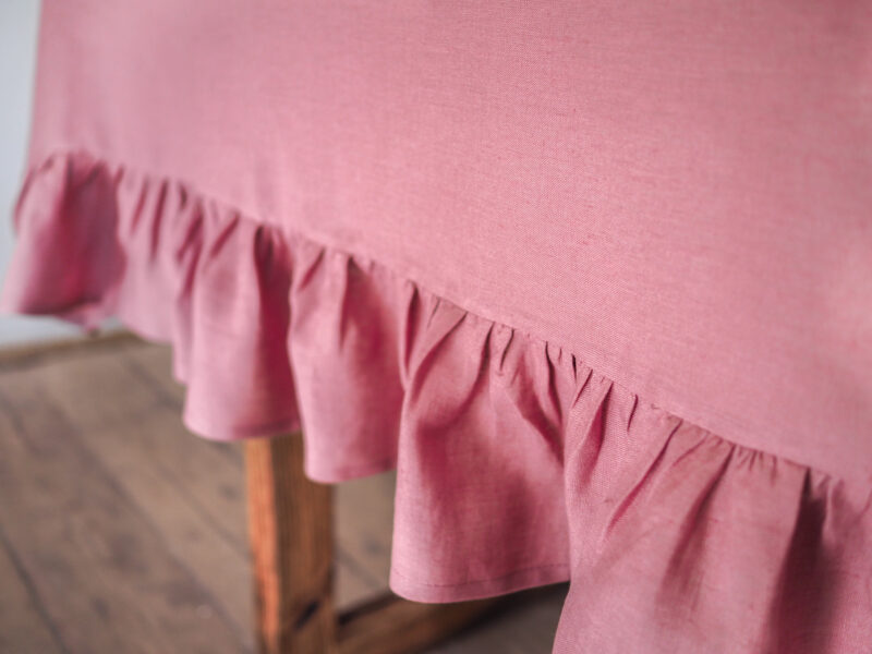 What can you make from linen?