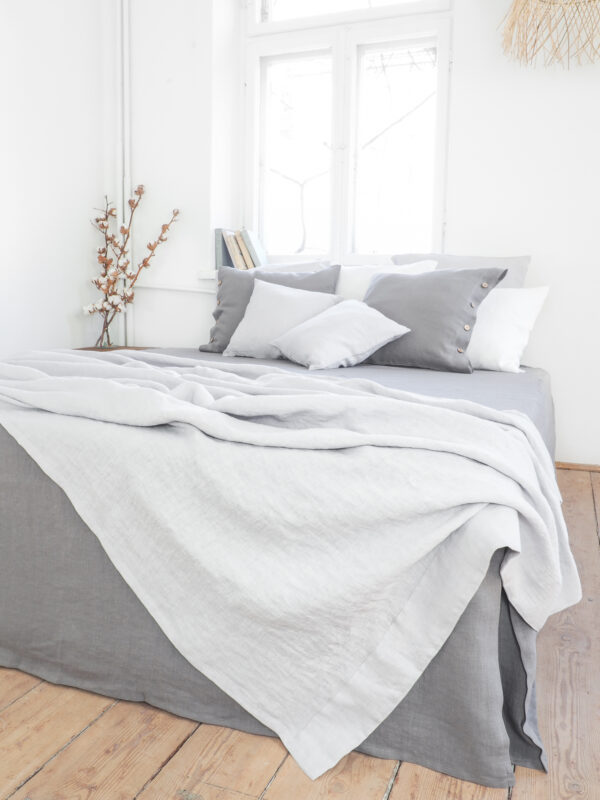 difference between linen and cotton
